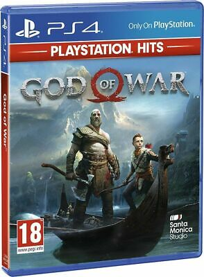 God Of War Playstation Hits (PS4) Brand new and sealed