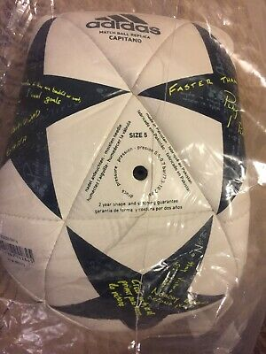 UEFA CHAMPIONS LEAGUE 15 Size 5 Adidas Football RARE