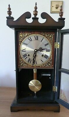 Vintage 31 Day Wall Clock - Chimes -  Never Used - Collectible - Display - Prop