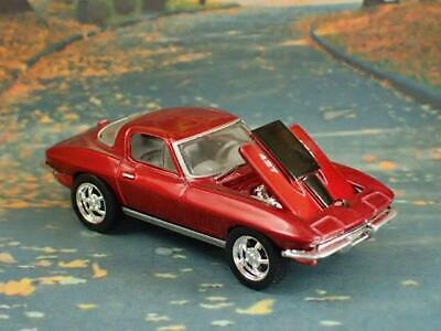 RESTO MOD 1967 67 Chevrolet Corvette 427 V-8 Stringray 1/64 Scale Limited Edit S
