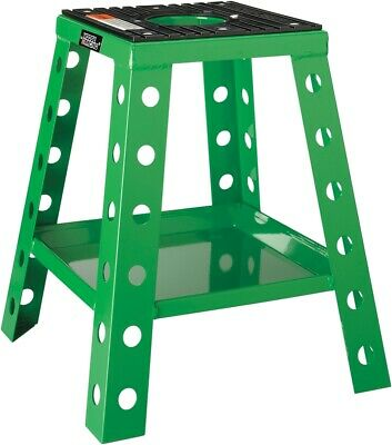 Moose Racing Fundamental Bike Stand Dirt Bike Green 4101-0405