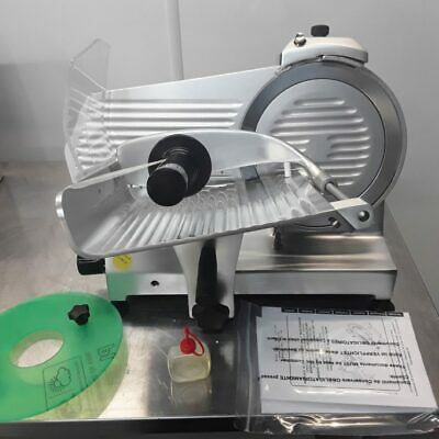 Commercial Meat Slicer Food Cheese 22 cm Sirman Mirra 220AIC