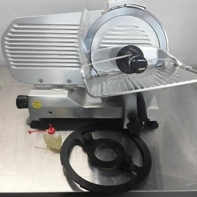 Commercial Meat Slicer Food Cheese 25 cm Sirman Mirra 250C