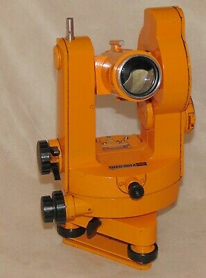 calibrated Carl Zeiss Jena - Theo 020 A Theodolite, Tachymeter