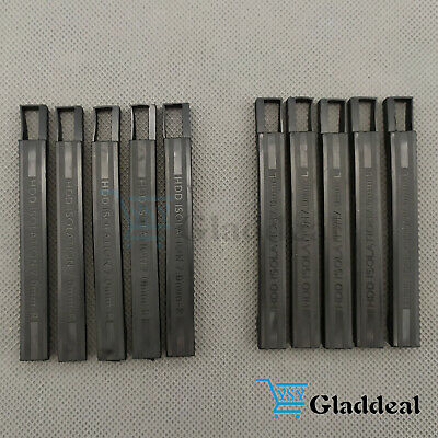 New 7mm Hard Drive Rubber Rails L+R for Dell E6330 E6530 E6430 E6540 E6440 E5440