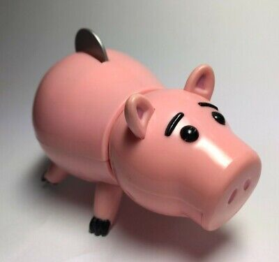 ~ Toy Story - Hamm Piggy Bank - 1999 - In Mint Condition ~