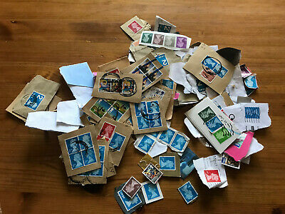 Quality Packet of  48 grms Different GB~Various Eras~Used Stamps~Collection~UK