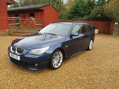 BMW 530 3.0TD auto d M Sport Touring 2 OWNERS FROM NEW FULL SERVICE HISTORY