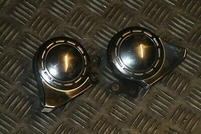 Yamaha Xv750 Xv 750 Virago Pair Of Chrome Horns