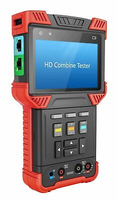 IP CCTV Camera Combine Tester Multimeter Support Security Camera Cable Tester