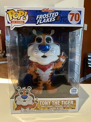 Pop Ad Icons #70  - Tony the Tiger 10 inch Funko Shop LIMITED EDITION