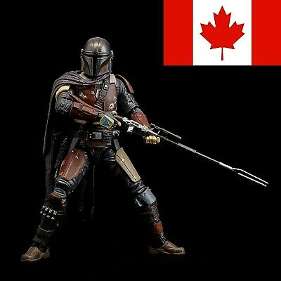 """Star Wars The Black Series 6"""" Action Figure : The Mandalorian ~ PRE ORDER"""