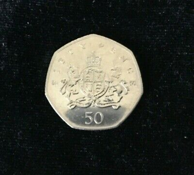 CHRISTOPHER IRONSIDE 2013 50p Original Design For 1969 50p Circulated Coin