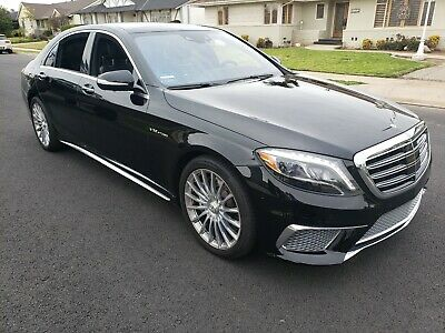 2015 Mercedes-Benz S-Class AMG 2015 Mercedes S-CLASS S65 AMG V12 BiTurbo MSRP $225,875   SAVE  $150,876