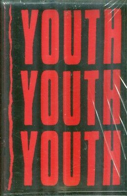 YOUTH YOUTH YOUTH Repackaged TAPE SEALED Hardcore Punk SIN EP + 82/83 Demos