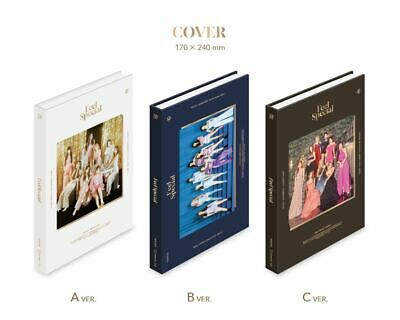 TWICE FEEL SPECIAL 8TH Mini Album ALL Ver. 3 CD + PHOTOCARD + 3 POSTER IN TUBE