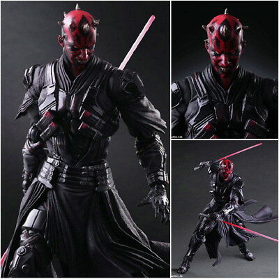 Star Wars Variant Play Arts Kai Darth Maul Statue Action Figure Toy Doll