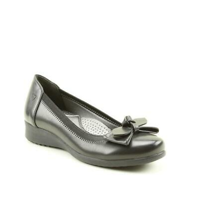 Heavenly Feet Sage Women's Slip on Shoes Available in Black and Black Patent
