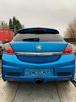 2007 Vauxhall Astra H Vxr Z20Leh Breaking Spares Parts Arden Blue