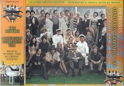 The Beatles / MAGICAL MYSTERY TOUR recording sessions Vol 1 / 5CD With Slipcase