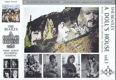The Beatles / THE WHITE ALBUM recording sessions Vol 1 / 6CD With Slipcase