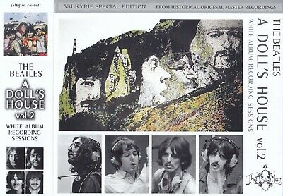 The Beatles / THE WHITE ALBUM recording sessions VOL 2 / 6CD With Slipcase