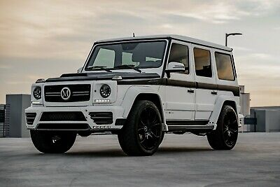 2016 Mercedes-Benz G-Class  2016 Mercedes-Benz G-Class 4dr AMG G63 MANSORY Wide-Body call Sy 480-69505002