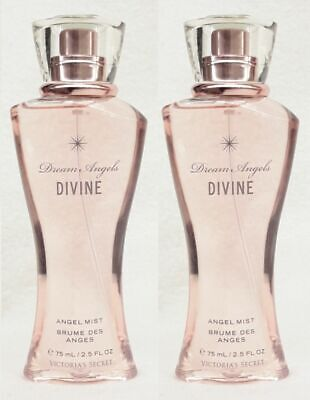 2 Victoria's Secret DREAM ANGELS DIVINE Angel Mist 2.5 oz