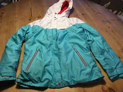 Girls Ski Jacket DECATHALON. Great Condition. Age 10-11