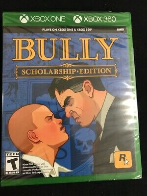 BULLY: SCHOLARSHIP EDITION Xbox One [Factory Refurbished