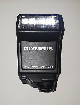Olympus L-30 Electronic Flash Adapter (BRAND NEW