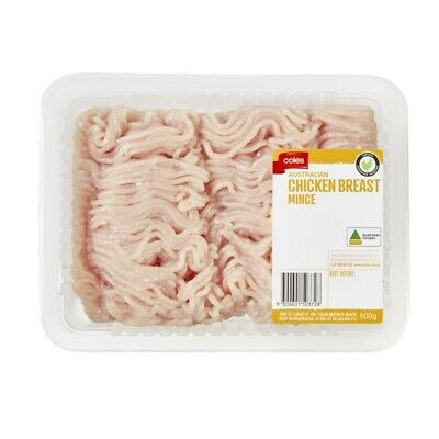 Coles RSPCA Approved Chicken Breast Mince 500g