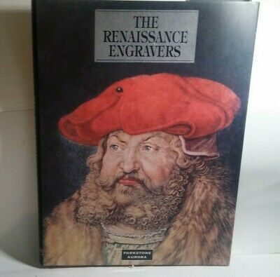 1996 THE RENAISSANCE ENGRAVERS 15th & 16th Century  C. Mesentseva  ~ HC/DJ NEW
