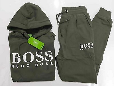 Hugo Boss Men's Tracksuit Brand new Colour Green Grey Navy Sizes S,M,L,XL
