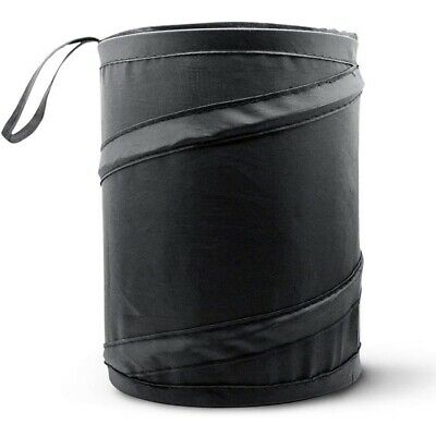 Car Trash Can, Portable Garbage Bin, Collapsible Pop-Up Waterproof Bag, WasR7Y9