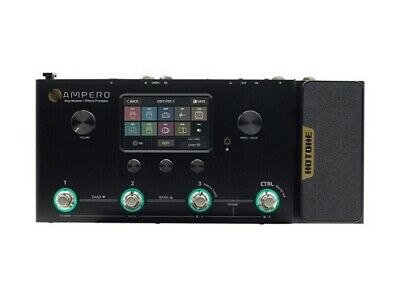 Hotone Ampero Amp Modeler / Effects Processor Multi-Effects Pedal