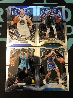 2019-20 Panini Prizm Basketball Base Cards 151-300!! Complete Your Set!!!!!