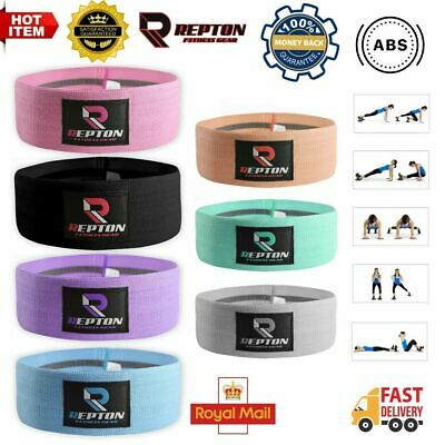 Repton Resistance Bands Booty Fabric Glutes Hip Circle Legs Squat Yoga Non Slip
