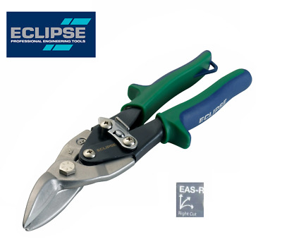 Eclipse AVIATION / STEEL TIN SNIPS - RIGHT AND STRAIGHT CUT