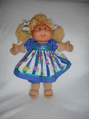 "Dress+Pants+Bows Fits 18"" Cabbage Patch Kid  Quality Doll Clothes"