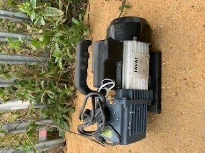 Javac CC-141 Vacuum Pump COLLECTION ONLY