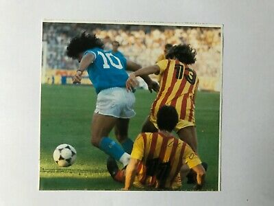 Autografo originale MARINO PALESE-US Lecce 87/88-Ex-Como/Atalanta-IN PERSON (5)