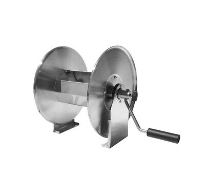High Pressure Stainless Steel Hose Reel, 20m or 40m