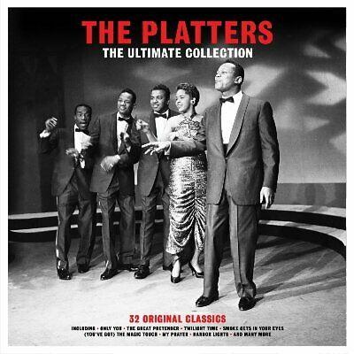 |120837| Platters - Ultimate Collection (2 Lp) [Vinyl] New