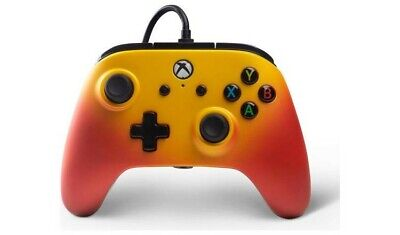Enhanced Wired Controller for Xbox One - PowerA SOLAR FADE
