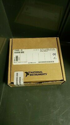 National Instruments NI-9474 C Series Current Output Module 4-channel cDAQ cRIO