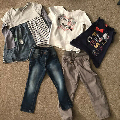 Bundle Of Girls Clothes Age 2-3. Next, F&F, Hello Kitty