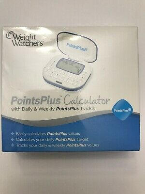 Weight Watchers Points Plus Calculator NEW SEALED