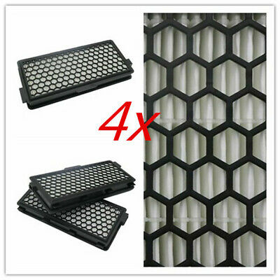Active Airclean HEPA Filter Allergiefilter für Miele S5161 S528 S558 S624 S646
