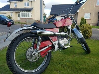 Very rare Ducati TT50 Cross 1975